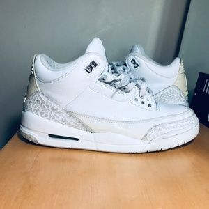 Air Jordan Retro 3 - Pure Money (2007 release)